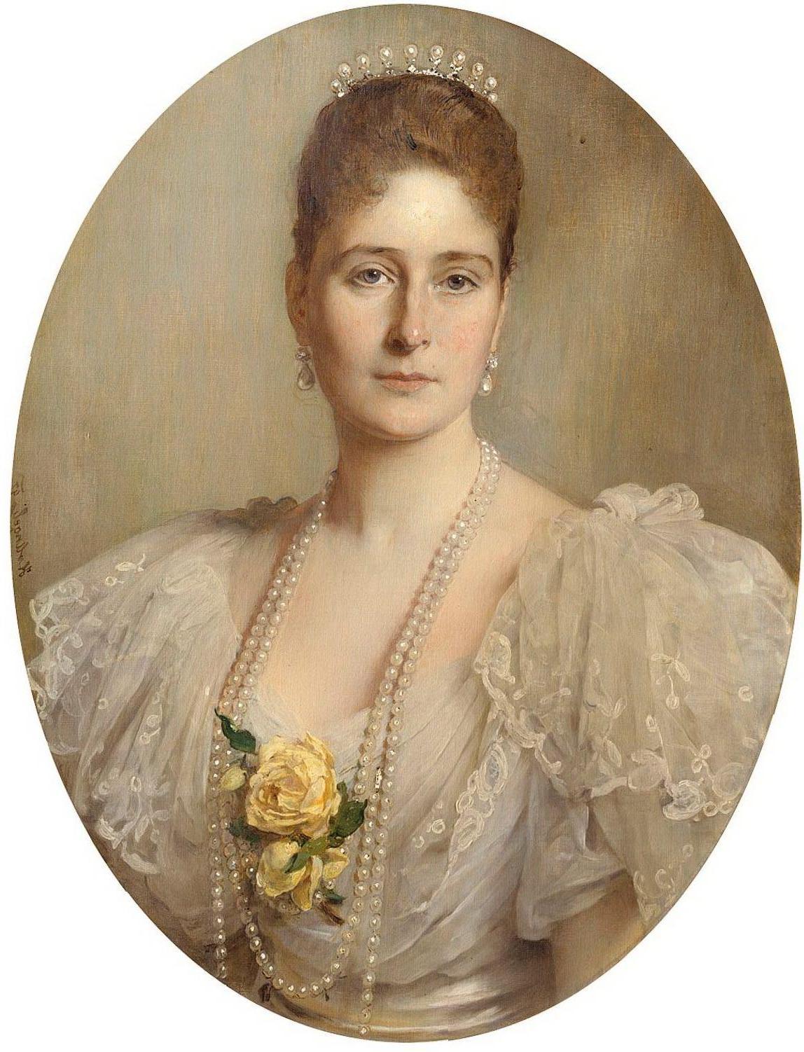 daughter of Queen Victoria