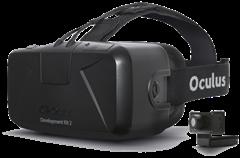 Oculus Rift kehitysversio