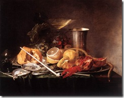 Jan_Davidsz._de_Heem_-_Still-Life,_Breakfast_with_Champaign_Glass_and_Pipe_-_WGA11267