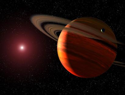 exoplaneta gigante gasoso hipotético