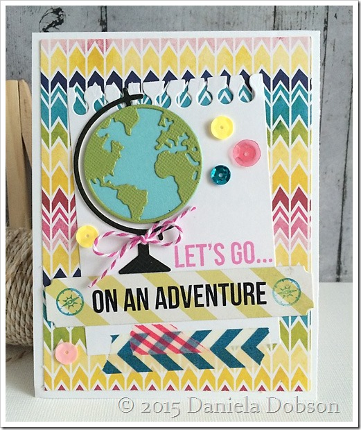 Adventure by Daniela Dobson
