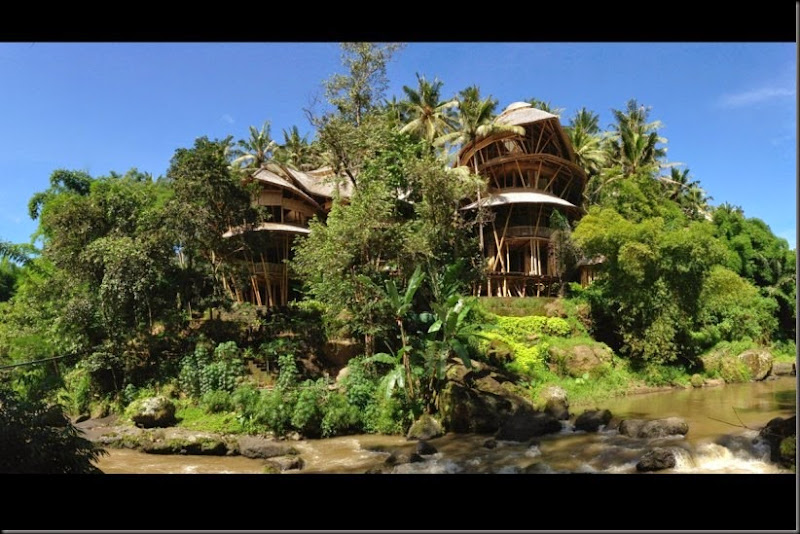 Going Green Eco-Resort in Bali
