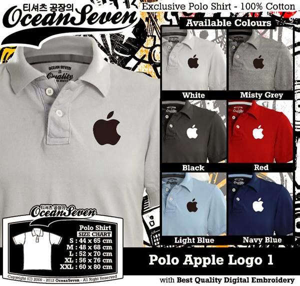POLO Apple Logo 1 IT & Social Media distro ocean seven
