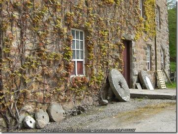 Golspie Mill stones