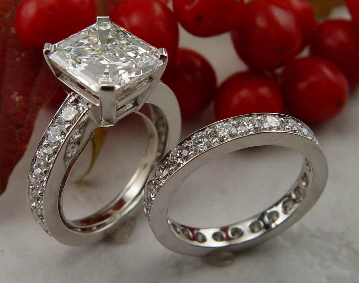 Custom Engagement Rings 6