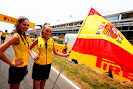 Spanish F1 Grid girls