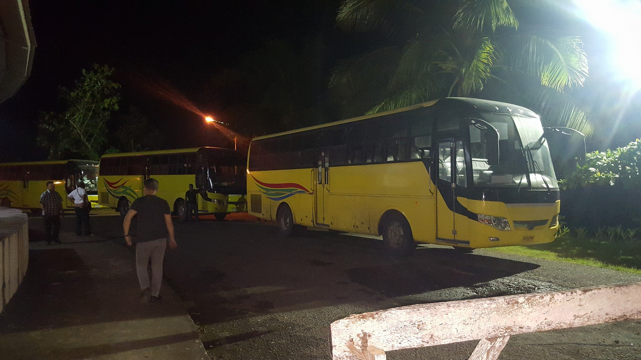 Image of Ceres Liner, one of the Visayas biggest bus company, government's effort to rehabilitate Yolanda survivors, #Yolanda #PartnerForChange #Tacloban, Vallacar Transit Inc., President Duterte on fulfilling his promises, partner for change of President Duterte, government Aquino failed to accomplished