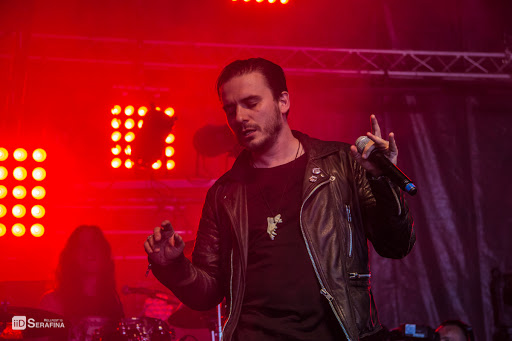 Grave Pleasures au Hellfest 2015
