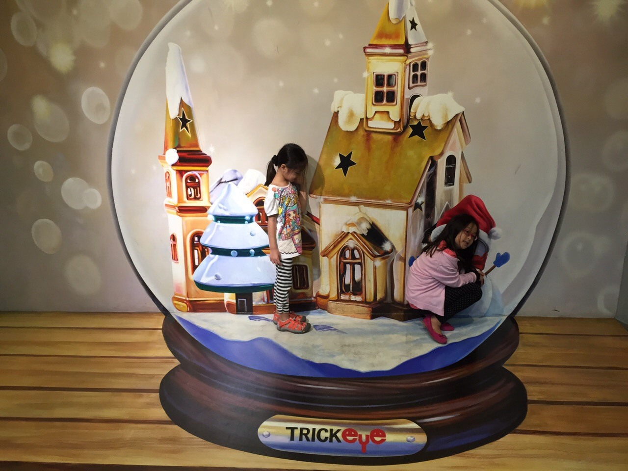 With Kids We Go Trickeye Museum Tiket Singapore Had Bundle Tickets As Part Of A Moe Family Day Package That Could Use Within Stipulated Period Time And Since Were Visiting