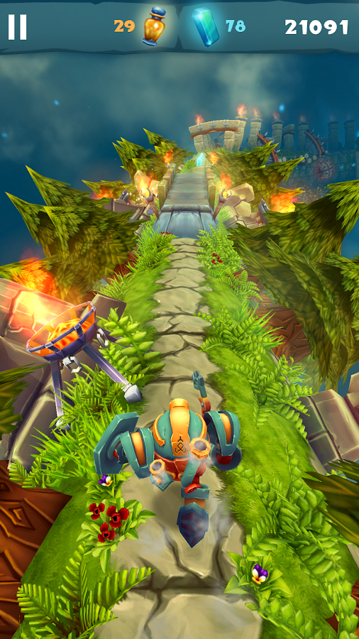 Asgard Run: Crush Your Enemies Screenshot 15