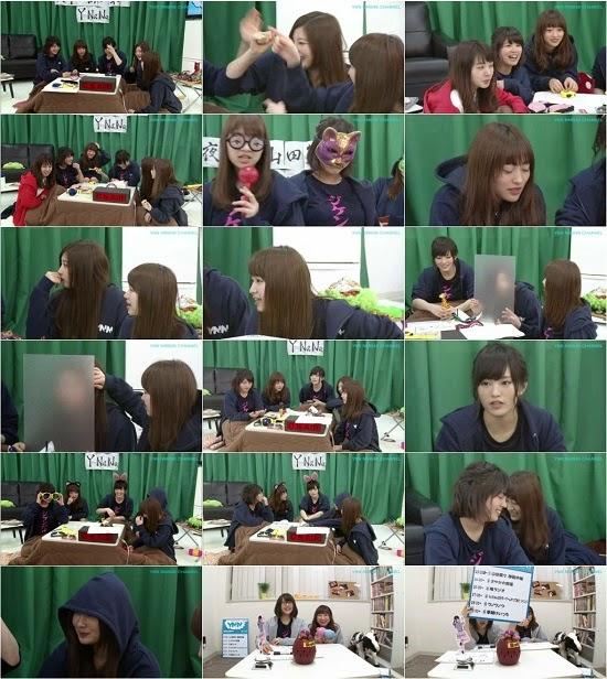 (TV-Variety)(720p) YNN [NMB48チャンネル] 夜中の山田菜々「俺ラジオ」 150505