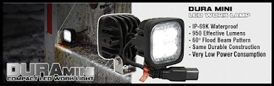 compact universal LED light