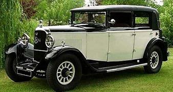 Panhard 1928 X63