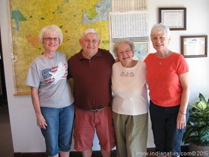 Marti Fleetwood, Leo Leonard, Sally Redinger, Nancy Hurley