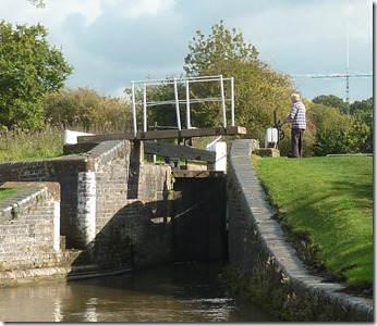6 footbridge lock 31