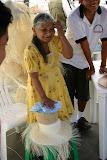 The Matriarch of Panama Hat Making - Montecristo, Ecuador