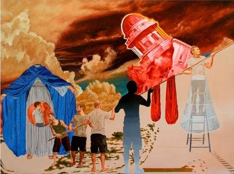 Premio de Pintura Rafael Zabaleta 2014, Santiago Torres López
