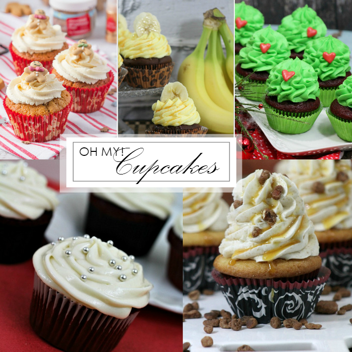 Amazing Cupcakes featured on homework
