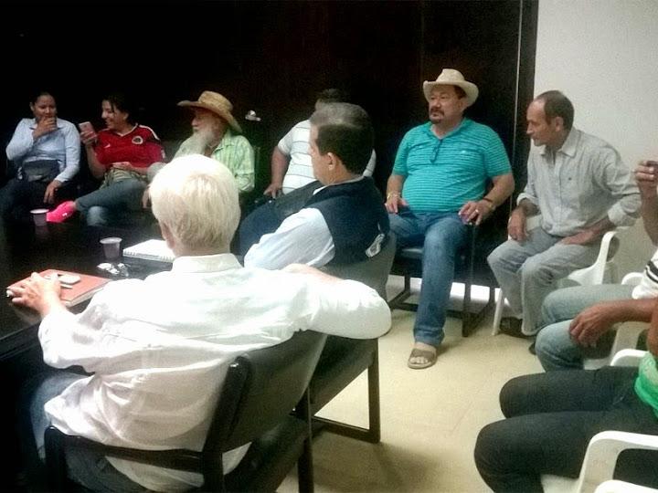 Empresas contratistas del Huila le hacen el 'quite' a la inversión social