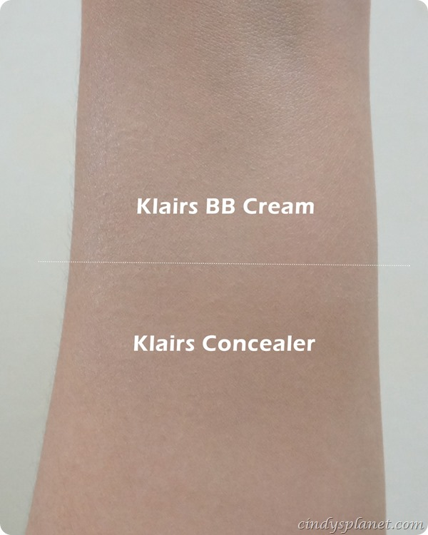 klairs bb cream review14
