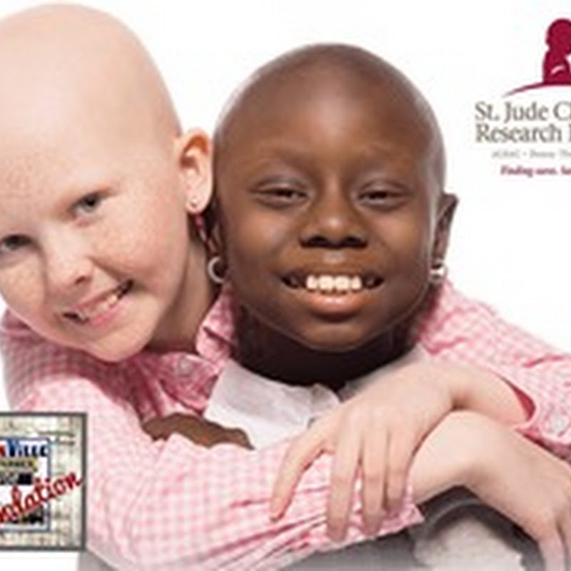 The Dirt Farmer Foundation's CAUSE it's SEPTEMBER: St. Jude Children's Research Hospital