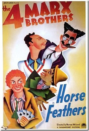 Plumas de caballo (1932)