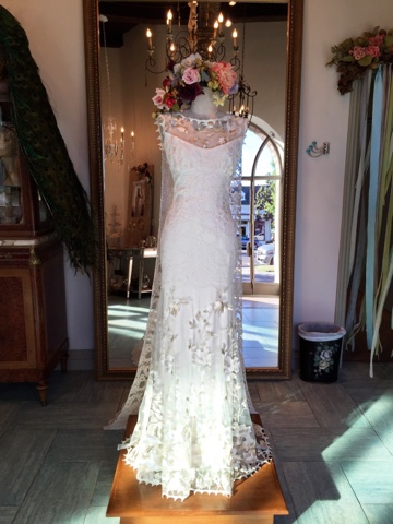 Claire Pettibone Heirloom Style Gown