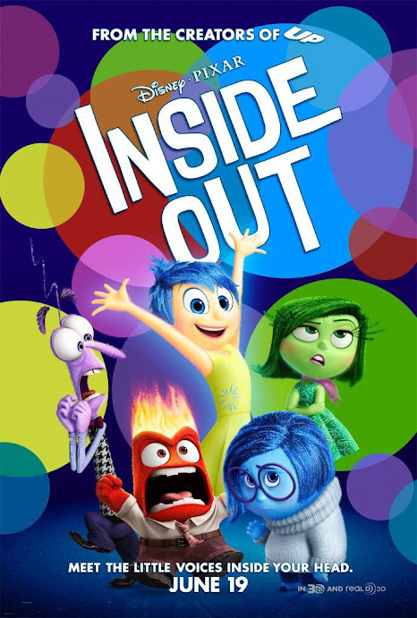 Τα Μυαλά Που Κουβαλάς (Inside Out) Poster