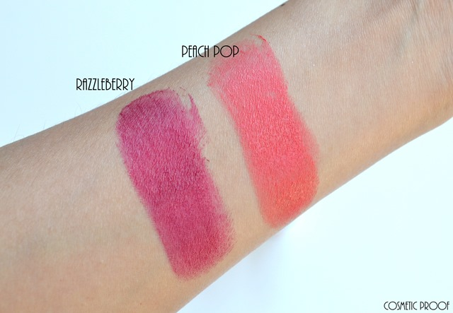 Mary Kay at Play Lip and Cheek Stick Review Swatches (2)