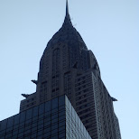 chrysler building in New York City, New York, United States