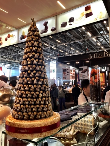 Salon du chocolat for Salon des ce paris 2015
