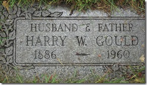GOULD_Harry-headstone