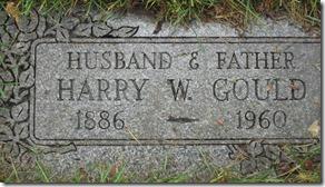 GOULD_Harry-headstone