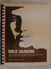 Cover of Herb Dewey's Book Red Hot Cold Reading