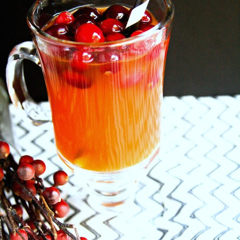 Gut Loving Cranberry Pineapple Elixir with Turmeric