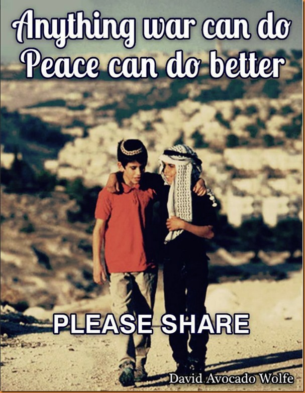 peace can do better