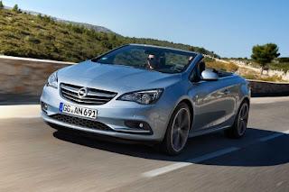 L'Opel Cascada a un nouveau moteur diesel