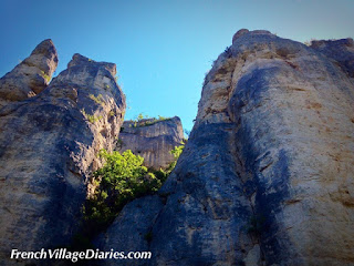 French Village Diaries Mini Cooper road trip Tarn Gorges