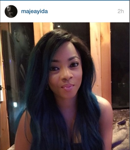 Maje Ayida Publicly Apologizes To His Wife Toke Makinwa on Instagram Over Infidelity & Baby Drama Issues 1