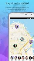 Screenshot of Jink - Message & Meet on a Map