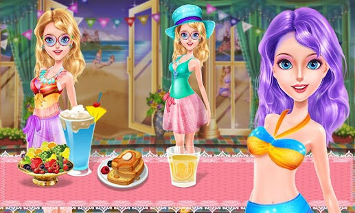 Princess Pool Party- screenshot thumbnail