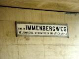 Een treinhalte uit oude tijden.