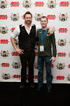 Randy Houser, Vice President Robby Collins