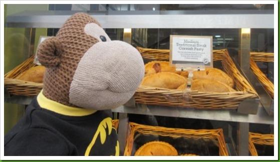 medium Cornish Pasty Cornish Pasty Co