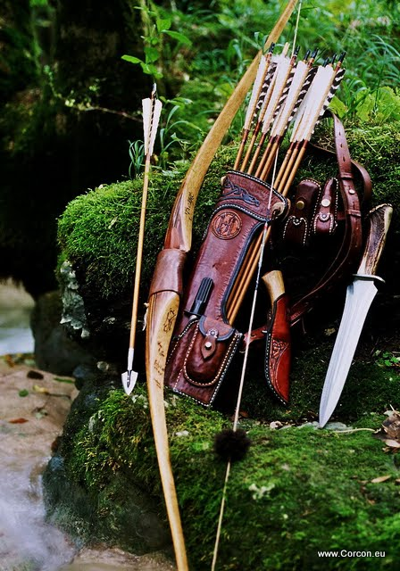 Fotogalerie archery archery corcon craft for Bow fishing games