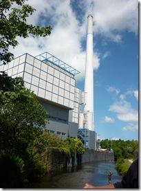 8 waste incinerator