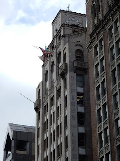 The Oviatt Building from outside