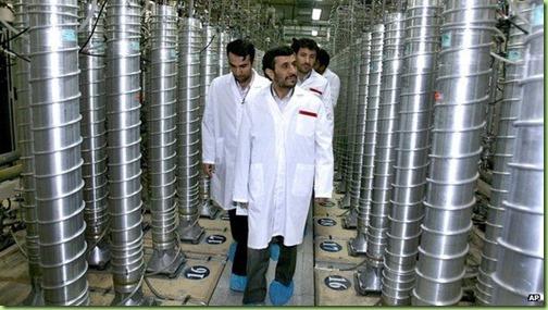 Iran's former president, Mahmoud Ahmadinejad