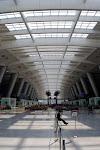 To właśnie gigantyczna stacja kolejowa Beijing South