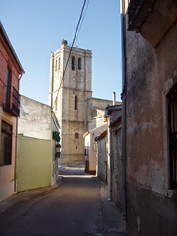 Iglesia de Esguevillas, Valladolid